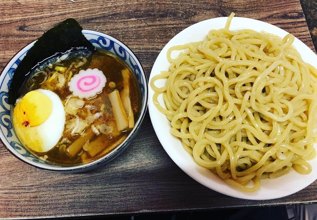 つけ麺記~裏サブロン@三河島